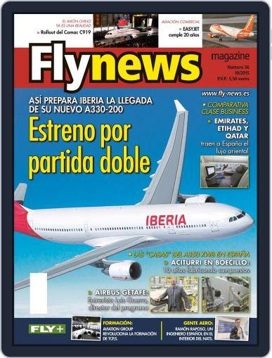 Fly News (Digital) December 10th, 2015 Issue Cover