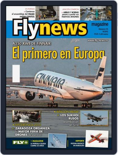 Fly News (Digital) November 2nd, 2015 Issue Cover