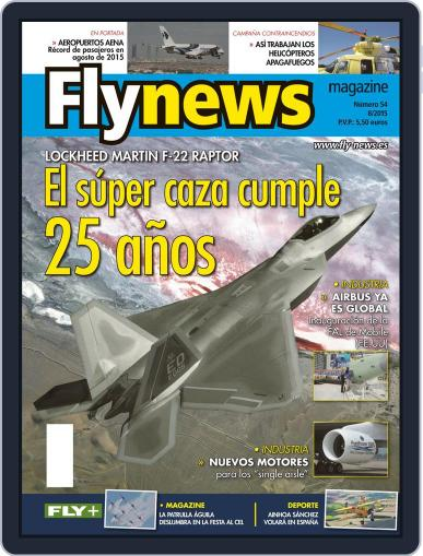 Fly News October 5th, 2015 Digital Back Issue Cover