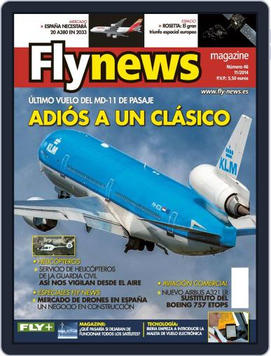 Fly News (Digital) November 24th, 2014 Issue Cover