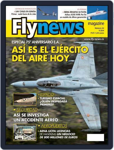 Fly News (Digital) September 22nd, 2014 Issue Cover