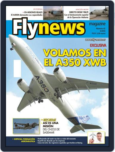 Fly News (Digital) July 1st, 2014 Issue Cover
