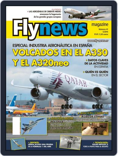 Fly News (Digital) May 26th, 2014 Issue Cover