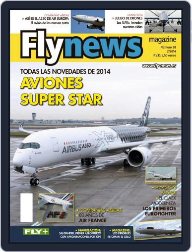 Fly News February 19th, 2014 Digital Back Issue Cover
