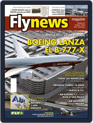 Fly News (Digital) December 30th, 2013 Issue Cover