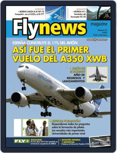 Fly News (Digital) July 17th, 2013 Issue Cover
