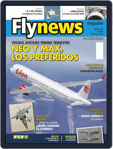 Fly News (Digital) April 27th, 2013 Issue Cover