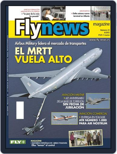 Fly News (Digital) June 1st, 2012 Issue Cover