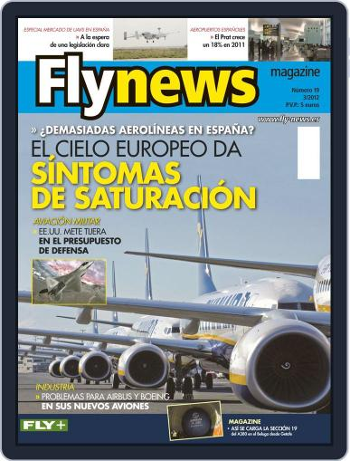 Fly News (Digital) March 14th, 2012 Issue Cover