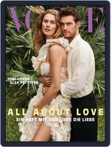 Vogue (D) June 1st, 2020 Digital Back Issue Cover