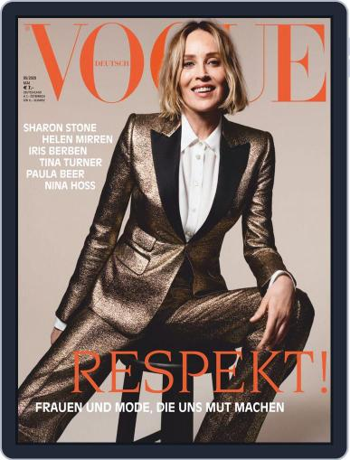 Vogue (D) May 1st, 2020 Digital Back Issue Cover