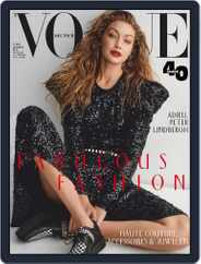 Vogue (D) (Digital) Subscription November 1st, 2019 Issue