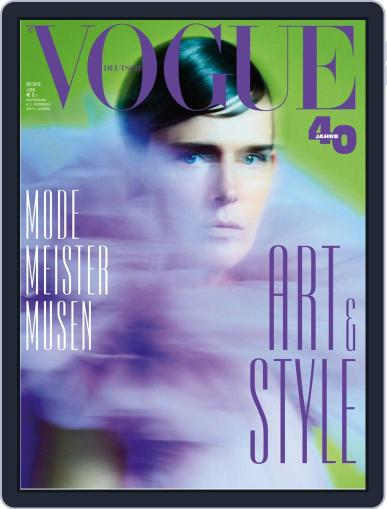 Vogue (D) (Digital) June 1st, 2019 Issue Cover