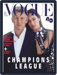 Vogue (D) (Digital) Subscription February 1st, 2019 Issue