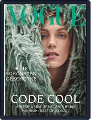Vogue (D) (Digital) Subscription December 1st, 2018 Issue