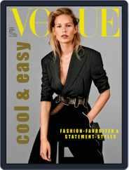 Vogue (D) (Digital) Subscription October 1st, 2018 Issue