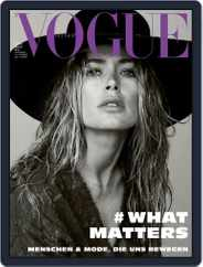 Vogue (D) (Digital) Subscription August 1st, 2018 Issue