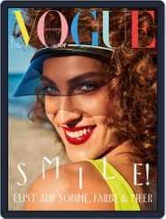Vogue (D) (Digital) Subscription June 1st, 2018 Issue