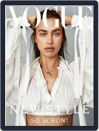 Vogue (D) (Digital) April 1st, 2018 Issue Cover
