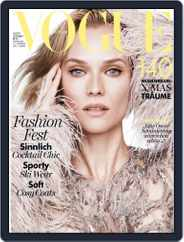 Vogue (D) (Digital) Subscription December 1st, 2017 Issue