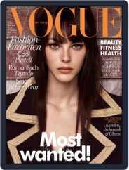 Vogue (D) (Digital) Subscription November 1st, 2017 Issue