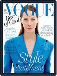 Vogue (D) (Digital) Subscription October 1st, 2017 Issue