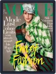 Vogue (D) (Digital) Subscription August 1st, 2017 Issue