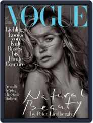 Vogue (D) (Digital) Subscription May 1st, 2017 Issue