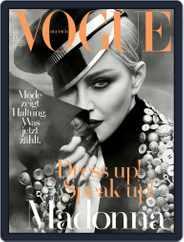 Vogue (D) (Digital) Subscription April 1st, 2017 Issue