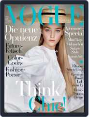 Vogue (D) (Digital) Subscription March 1st, 2017 Issue