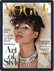 Vogue (D) (Digital) Subscription December 7th, 2016 Issue