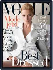 Vogue (D) (Digital) Subscription November 1st, 2016 Issue