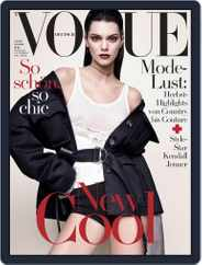 Vogue (D) (Digital) Subscription October 1st, 2016 Issue