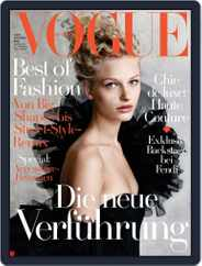 Vogue (D) (Digital) Subscription August 10th, 2016 Issue