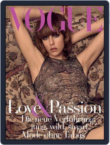 Vogue (D) April 1st, 2016 Digital Back Issue Cover