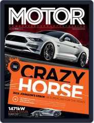 Motor Magazine Australia (Digital) Subscription May 1st, 2020 Issue