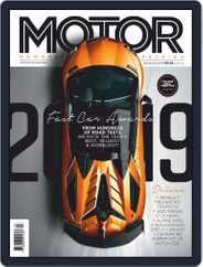 Motor Magazine Australia (Digital) Subscription December 2nd, 2019 Issue