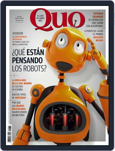Quo (Digital) February 1st, 2019 Issue Cover