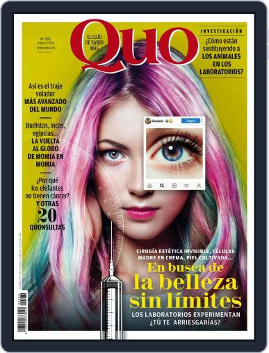 Quo (Digital) January 1st, 2019 Issue Cover
