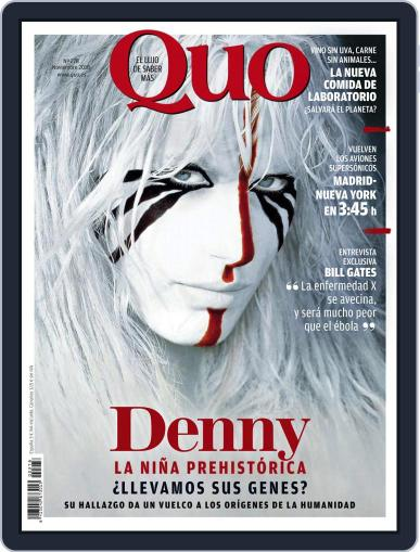 Quo (Digital) November 1st, 2018 Issue Cover
