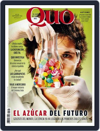 Quo September 1st, 2018 Digital Back Issue Cover