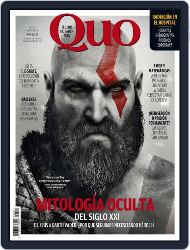 Quo (Digital) May 1st, 2018 Issue Cover