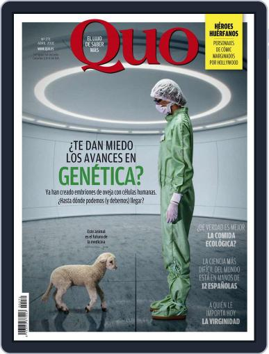 Quo (Digital) April 1st, 2018 Issue Cover