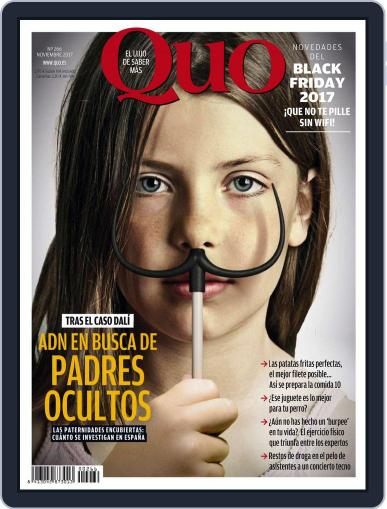 Quo (Digital) November 1st, 2017 Issue Cover