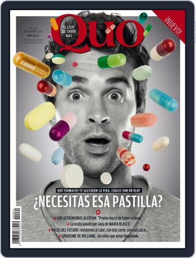 Quo (Digital) September 1st, 2017 Issue Cover
