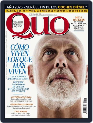Quo (Digital) March 1st, 2017 Issue Cover