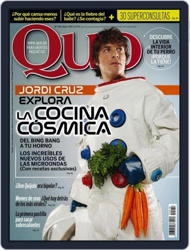 Quo (Digital) April 22nd, 2016 Issue Cover