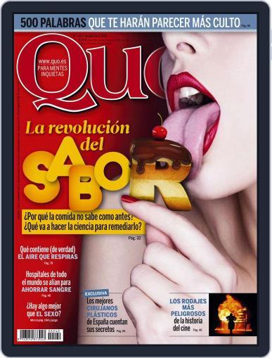 Quo (Digital) September 1st, 2015 Issue Cover