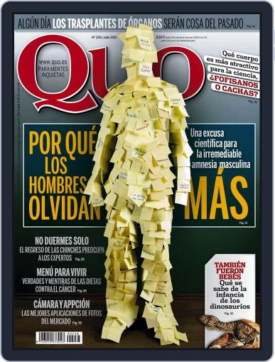 Quo (Digital) July 1st, 2015 Issue Cover