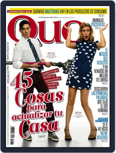 Quo (Digital) October 27th, 2014 Issue Cover
